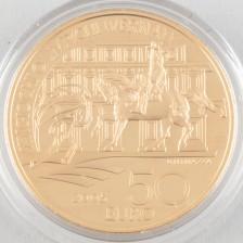 Kultaraha, Italia 50 € 2005