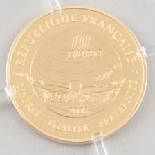 Kultaraha, Ranska 10 € 2008