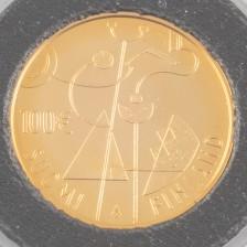 Kultaraha, Suomi 100 € 2007