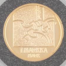 Kultaraha, Suomi 1 mk 2001