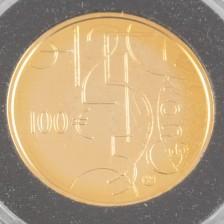 Kultaraha, Suomi 100 € 2010