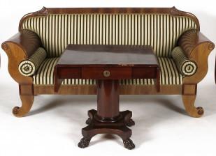 Sohva ja pöytä