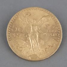 Kultaraha, 50 pesos 1926
