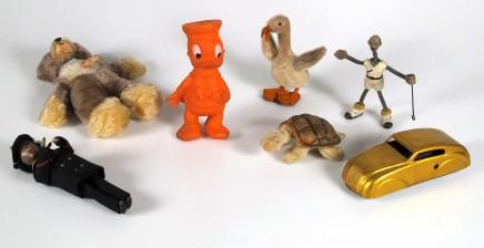 Luba ja erä leluja