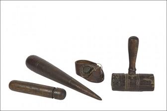 Purjeentekijän työkalut, 4 kpl