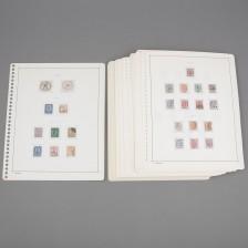 Suomalaisia postimerkkejä