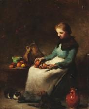 Théodule-Augustin Ribot (1823-1891) (FRA)