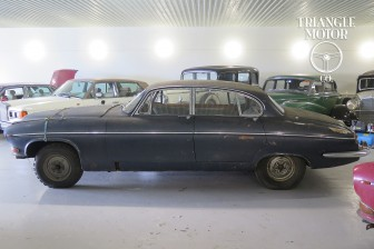 Jaguar 420 G 1967
