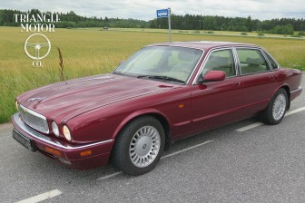 Jaguar XJ12 1994: GHL-218