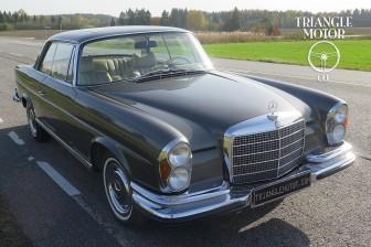 Mercedes-Benz 280 SE 3,5 1970 Coupe: MCR-46