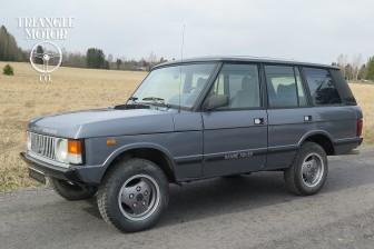 Range Rover 1985: HTX-111