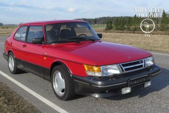 Saab 900 S 1990: GAA-634