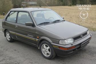 Subaru Justy Keke Rosberg Design, Limited Edition 1990: BNO-410