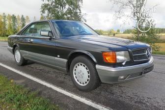 Mercedes‐Benz 500 SEC 1986 : GGG‐851