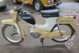 Tunturi Automat ‐mopedi 1979