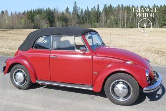 Volkswagen Beetle Karmann Cabriolet 1969 : CST‐4
